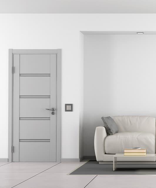 купить недорого межкомнатные двери под ключ