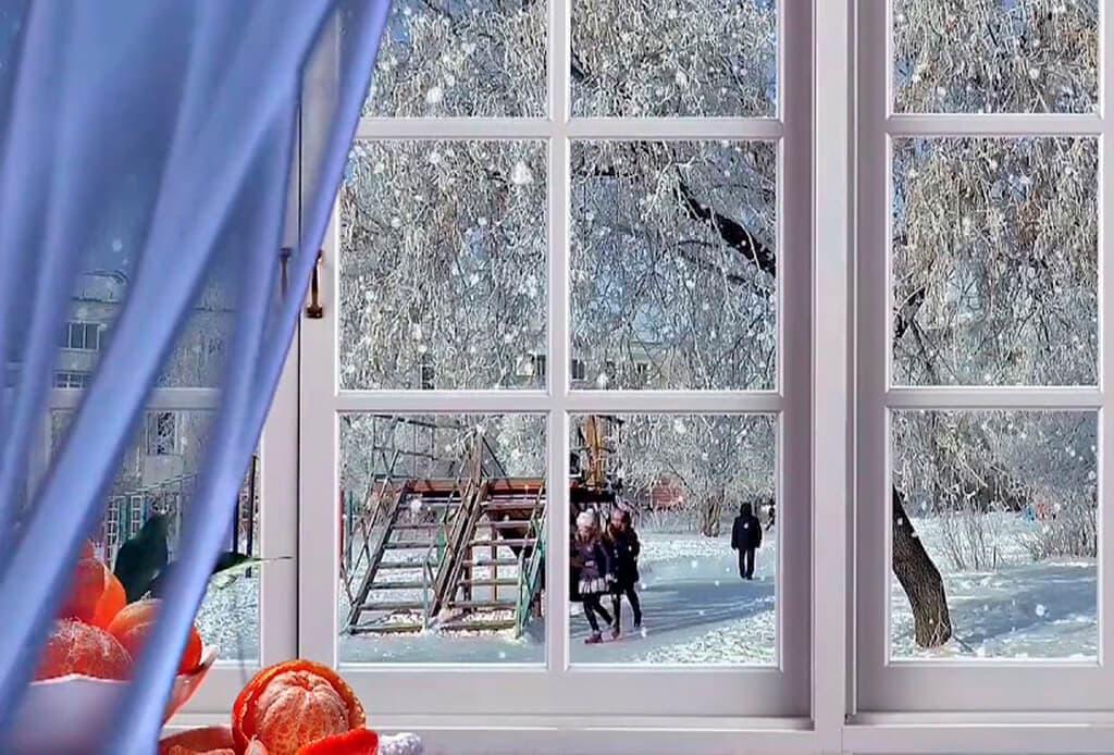 можно ли ставить окна зимой