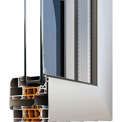 Алюминиевый профиль Alumil M 11500 фото