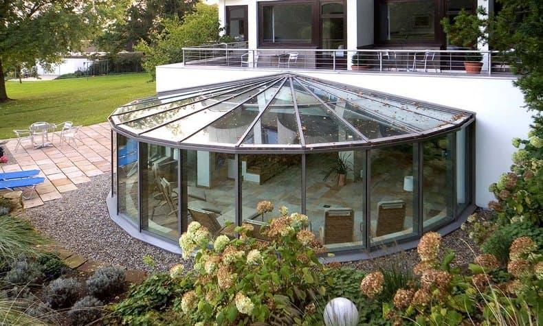Alumil M10800 kupol