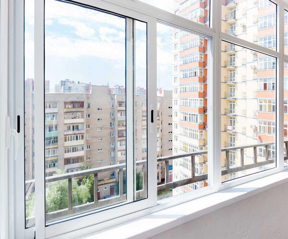 Скління балконів: рекомендації фахівців - фото.