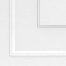 Пример покрытия Белый RAL 9016 Филенка для воротных систем фото