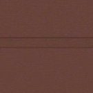 Пример покрытия Шоколадный RAL 8017 S Гофр для воротных систем фото