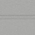 Пример покрытия Серебристый металлик RAL 9006 S-гофр для воротных систем фото