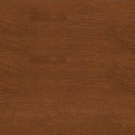 Пример покрытия Темный дуб L гофр для воротных систем фото
