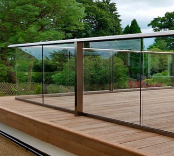 Балконное ограждение BALCONMAX1 фото