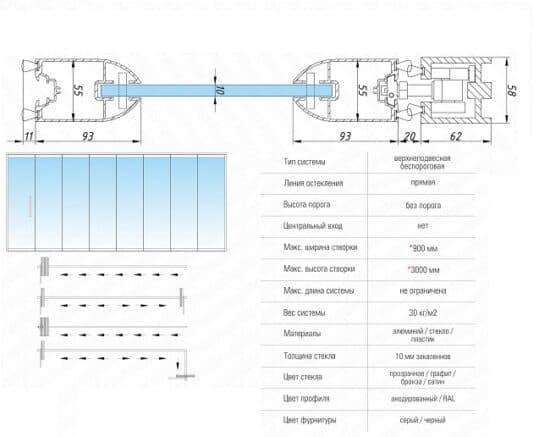 схематическое изображение подвесной системы FLOPPY SPIN фото
