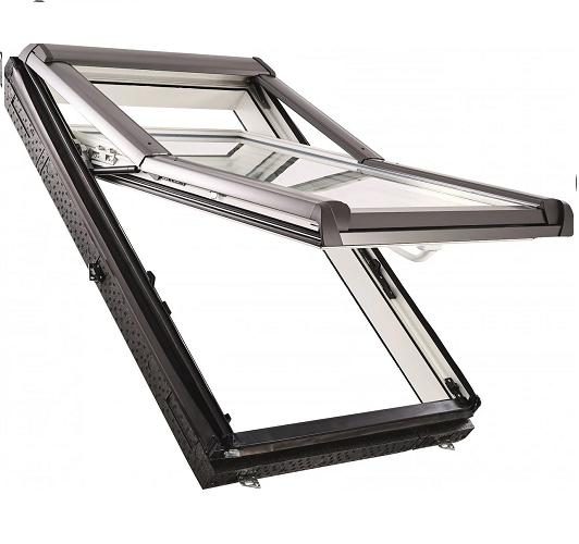 Мансардное окно Roto Designo R7 фото