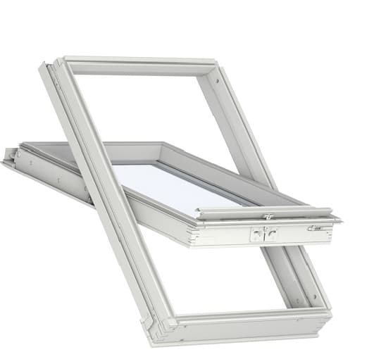 Окно в таунхаус мансардное Velux Standart Plus GLU фото