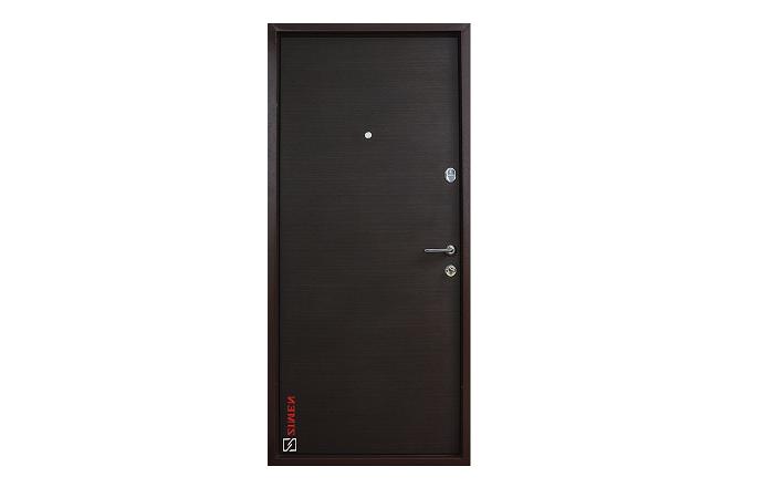 Дверь металлическая Зимен Darcy внутренняя сторона