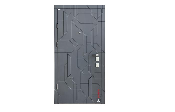 Дверь металлическая Zimen Alcor 3D