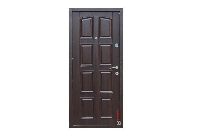 Двери Зимен Metall vn